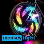 Monkeylight Luz Rodas Bicicleta M232