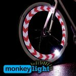 Monkeylight Luz Rodas Bicicleta M210