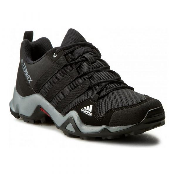 Adidas Outdoor Caminhada Júnior Terrex Ax2r Core Black / Core Black / Vista Grey - BB1935