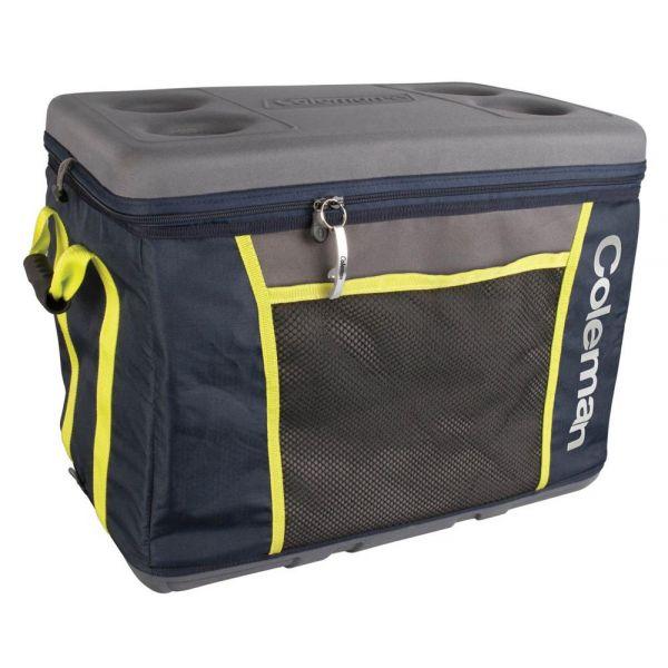 Coleman Caixa Frigorífica Large Sport Collapsible Blue / Yellow - 2000020154