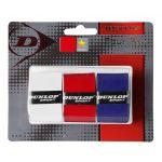 Dunlop Padel Overgrip Tour Pro 3 Colours - 623404