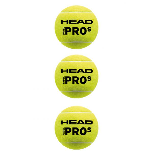 Head Padel Pro Box x3