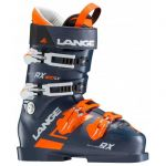 Lange Botas Ski Rx 120 L.v. Transparent Black / Orange