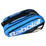 Babolat Saco para Raquetes de Ténis Racket Holder X 12 Pure Drive Blue / Black / White