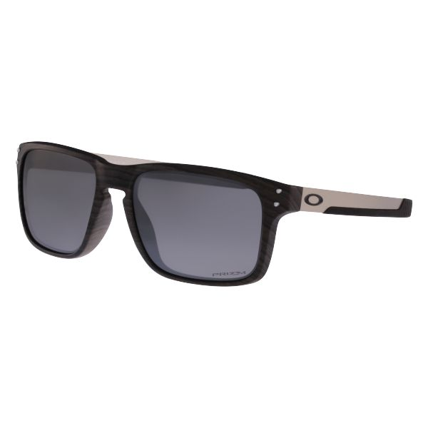 Oakley Óculos Holbrook Mix Prizm Black Woodgrain - KuantoKusta f77b7cc53d