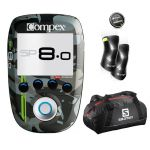 Compex Wireless SP 8.0 WOD Edition + Power Knee Black L