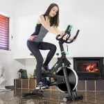 Cecotec Bicicleta Estática Power Active 7018