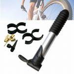 Bomba de Mão para Bicicleta com Adaptadores - ef18e0182vp
