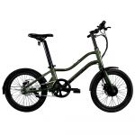 Rymebikes Bicicleta Elétricas Nairobi Green