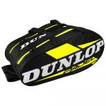 Dunlop Saco para Raquetes de Padel Thermo Play Black / Yellow