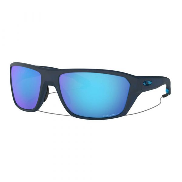 Oakley Split Shot Polarized Matte Translucent Blue Prizm Sapphire Polarized/cat3 Unisexo
