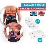 Gymform Pacthes para ABS-A-Round