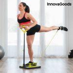 Innova Goods Plataforma de Fitness para Glúteos e Pernas com Guia de Exercícios - V0100829