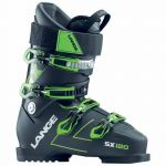 Lange Botas de Ski Sx 120 Black / Green - LBH6000.30.5