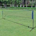 Rede de Badminton com Volantes 600x155 cm - 91182