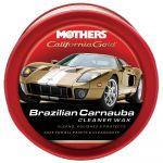 Mothers Polish Mothers California Gold Brazilian Carnauba Cleaner Wax Paste 12oz - 5500
