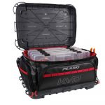 Plano KVD Signature Tackle Bag 3700 Black/Grey/Red - PLAB37700