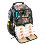 Wild River Recon Mossy Oak Compact Lighted Backpack w/4 PT3500 Trays - WCT503