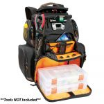 Wild River Tackle Tek™ Nomad Xp Lighted Backpack W/ usb Charging System w/2 PT3600 Trays - WT3605
