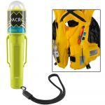 Acr Electronics C-Strobe™ H20 Water Activated LED Pfd Emergency Estroboscópio W/clip - 3964,1
