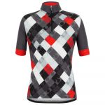 Santini sMs Jerseys Vis Red One Size - 9IBABYGLLVIS-RS-UNI