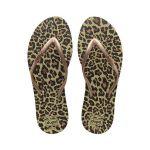 Dupé Chinelos para Mulher Exotica Leopardo - 35-36