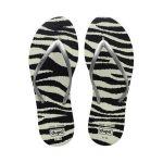 Dupé Chinelos para Mulher Exotica Zebra - 35-36