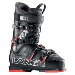Lange Botas de Ski Rx 100 Black / Red - LBI2100-240