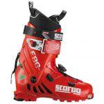 Scarpa Botas de Ski F80 Green / White / Red - 12169-501/1-Green/White/Red-305