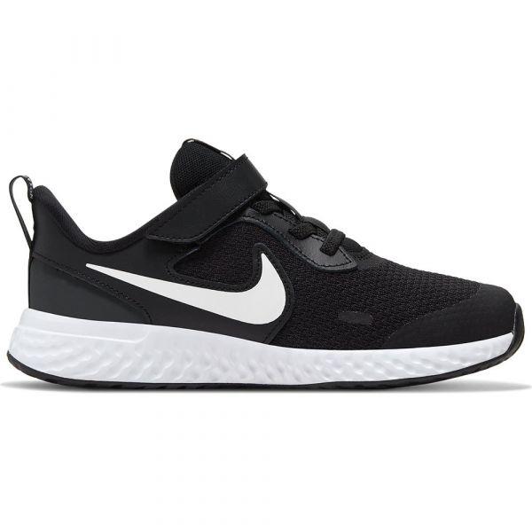 Nike Running Revolution 5 Psv Black / White / Anthracite