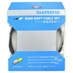 Shimano Optislik Cable And Case Kit Black One Size