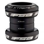 FSA Extreme Pro 1 1/8 Inches Black 1 1/8 Polegadas