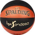 Spalding Bola de Basquetebol Réplica Liga ACB TF-500 2018-2019 Tamanho 7 - A26747528