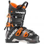 Lange Botas de Ski Xt 100 Black / Orange 27.0 - LBG7080-270