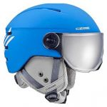 Cebe Capacete Fireball Junior Mattt Blue / Grey Flash Mirror/Cat3 51-53 cm - CBH362