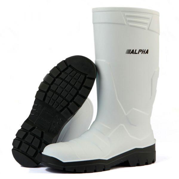 Dikamar Botas Alpha White S4 - MFP019B0038