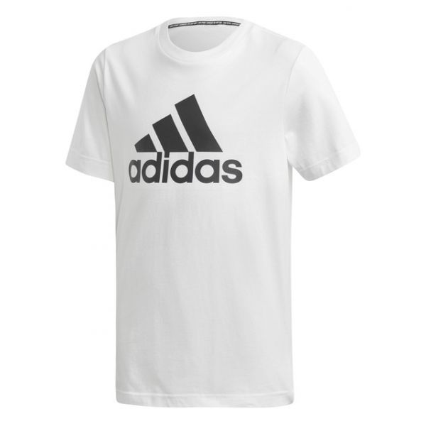 Adidas T-shirt Badge of Sport Must Haves Branco / Preto 15-16 Anos - A28446398