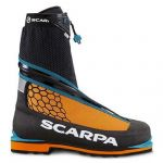Scarpa Botas Outdoor Caminhada Phantom Tech Black / Orange Eu 44