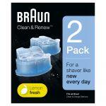 Braun Recarga de Limpeza Braun - Ccr2 Twin