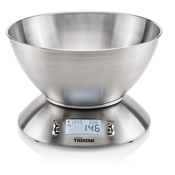 Tristar Balança de cozinha KW-2436