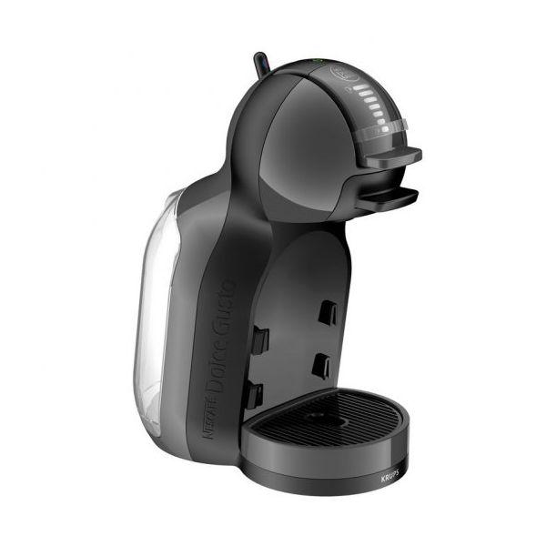 krups dolce gusto mini me black grey kp120810 comparador de pre os. Black Bedroom Furniture Sets. Home Design Ideas