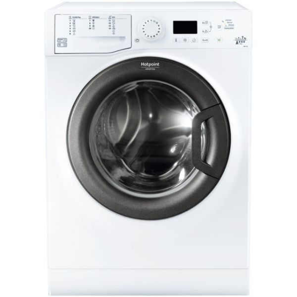 Máquina de Lavar Roupa Hotpoint FMG 723 MB - 7Kg 1200RPM A+++