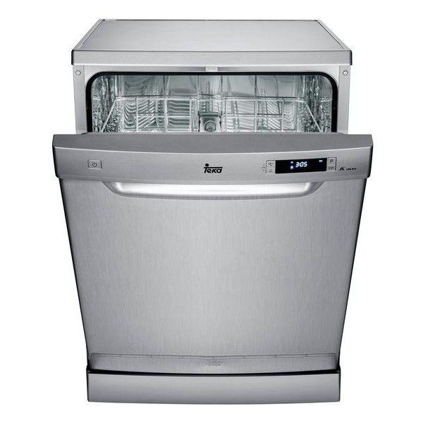 Máquina de Lavar Loiça Teka LP8 820 X - 12 Conjuntos