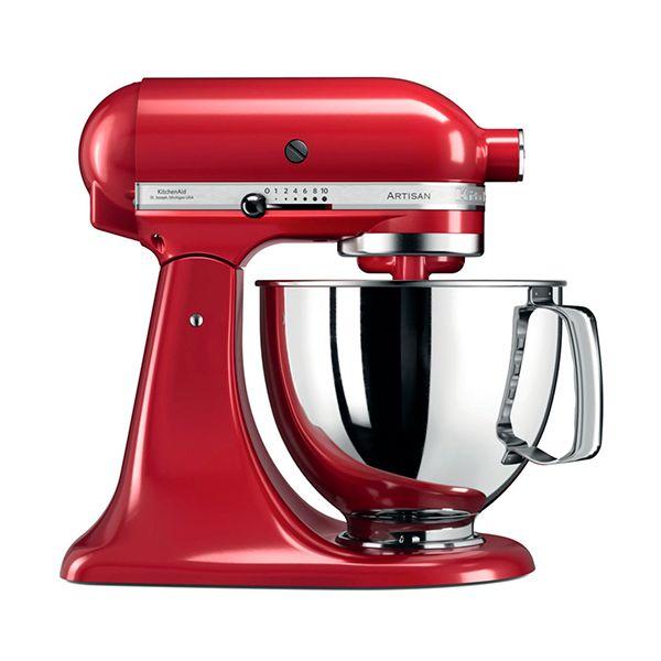 KitchenAid Robot de Cozinha Artisan 5KSM150PSCA Red