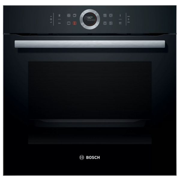 Forno Bosch 71L Display HBG675BB1 Black