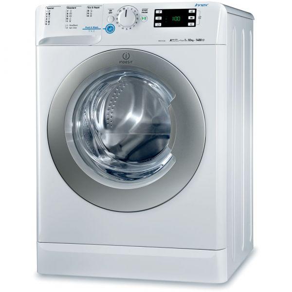 Máquina de Lavar Roupa Indesit XWE 101484X WSSS EU 10Kg 1400RPM A+++