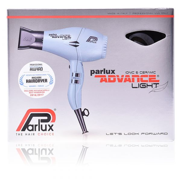 Secador de Cabelo Parlux Advance Light Preto - KuantoKusta 502ac6cac7ee