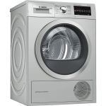 Bosch WTG8729XEE Inox - 9kg A++