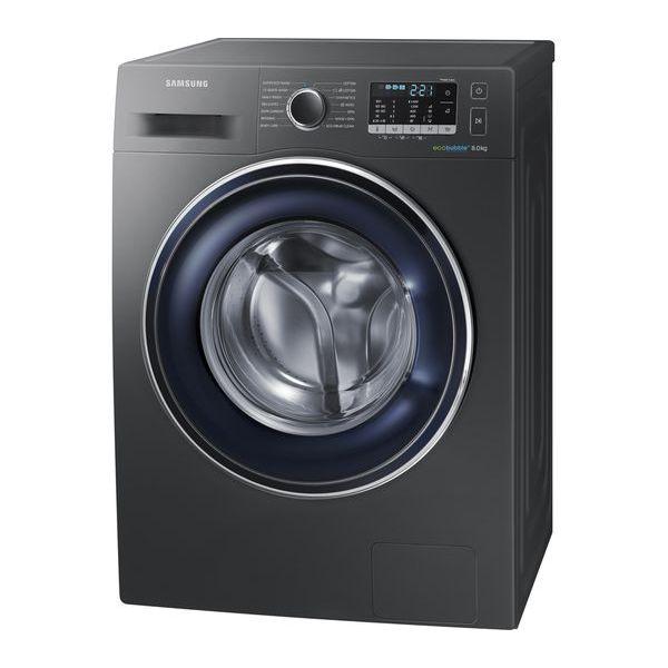 Máquina de Lavar Roupa Samsung WW80J5555FX