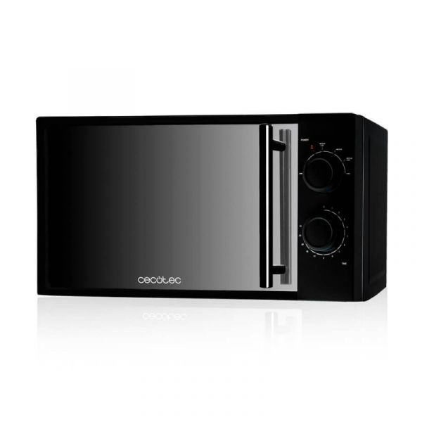 Cecotec Microondas All Black 700W - 01367